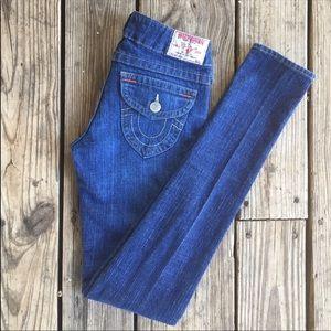 True Religion Julie Skinny Jeans